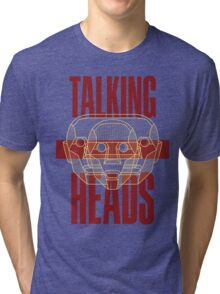 Talking Heads Tri-blend T-Shirt