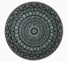 Emerald Mandala One Piece - Long Sleeve