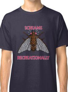 RECREATIONAL SCREAMING Classic T-Shirt