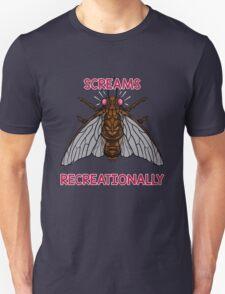 RECREATIONAL SCREAMING Unisex T-Shirt