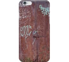 Memphis Graffiti iPhone Case/Skin