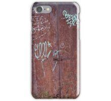 Memphis Graffiti iPhone Case/Skin