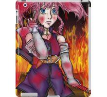 Fiery Destruction iPad Case/Skin