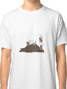 ANGELS ON BEAR SKIN Classic T-Shirt