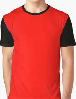 Candy Apple Red  Graphic T-Shirt