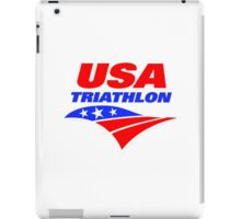 Team USA Triathlon  iPad Case/Skin