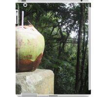 A Drink in the Forest  iPad Case/Skin
