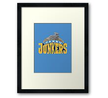 Jakku Junkers - Star Wars Sports Teams Framed Print