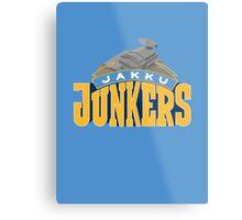Jakku Junkers - Star Wars Sports Teams Metal Print