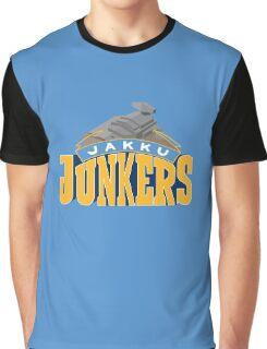 Jakku Junkers - Star Wars Sports Teams Graphic T-Shirt