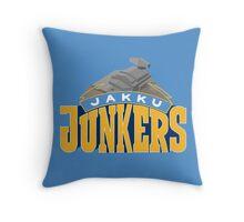 Jakku Junkers - Star Wars Sports Teams Throw Pillow