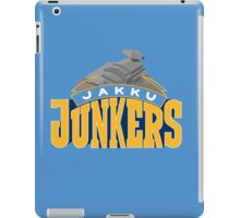 Jakku Junkers - Star Wars Sports Teams iPad Case/Skin