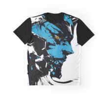 Metal Gear Rising Revengeance Artbook Raiden Graphic T-Shirt