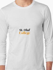 St. Olaf College Long Sleeve T-Shirt