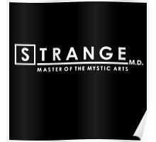 Strange M.D. Poster
