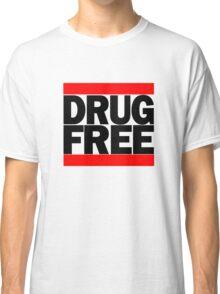Straightedge Drug Free Classic T-Shirt