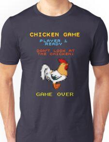 Chicken Game! Unisex T-Shirt