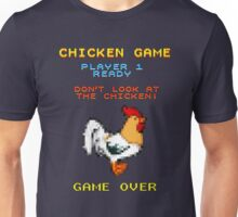 Chicken Game! Unisex T-Shirt