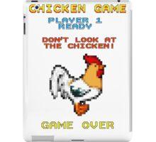 Chicken Game! iPad Case/Skin