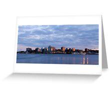 Halifax Waterfront Greeting Card