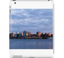 Halifax Waterfront iPad Case/Skin