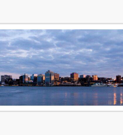 Halifax Waterfront Sticker