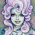 Sunday Hair - Dolly Parton  by Brett Manning