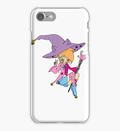 Small Witch Natalie iPhone Case/Skin