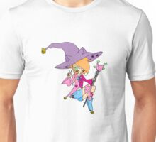Small Witch Natalie Unisex T-Shirt
