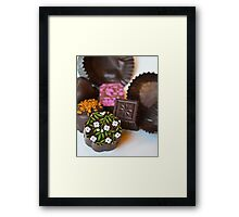 Boonville Chocolate Shop - 01 Framed Print
