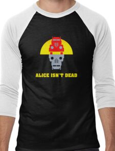 Alice isn't dead Men's Baseball ¾ T-Shirt