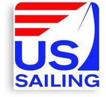 US Sailing - Team USA Canvas Print