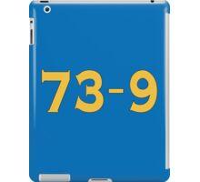 Golden State Warriors All-Time Season iPad Case/Skin