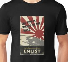 The sun is rising  Unisex T-Shirt