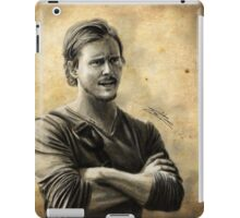 Wick iPad Case/Skin