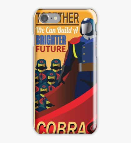 Join Cobra iPhone Case/Skin