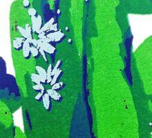 Cactus No.2 Sticker