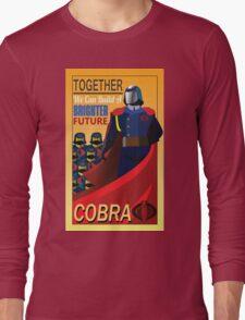 Join Cobra Long Sleeve T-Shirt