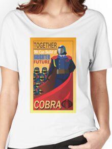 Join Cobra Women's Relaxed Fit T-Shirt
