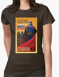 Join Cobra Womens Fitted T-Shirt