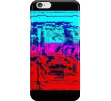 FIVE COLORED MAZE-LIKE PICTURE iPhone Case/Skin