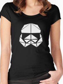Star Wars Awakens Women's Fitted Scoop T-Shirt