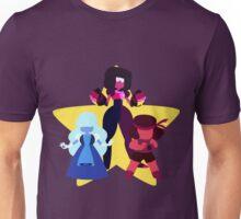 Garnet Fusion (Purple) Unisex T-Shirt