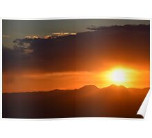 Sunsets Poster