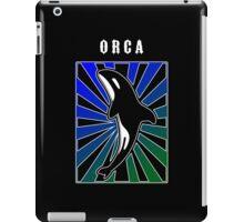 Orca Rays iPad Case/Skin