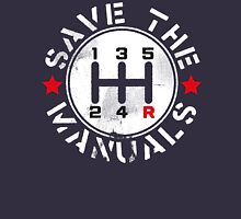 Save The Manuals Unisex T-Shirt