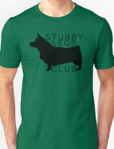 Stubby Legs Club - Corgi T-Shirt