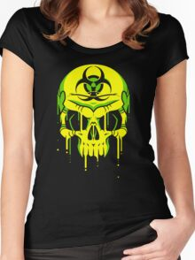 Toxic Melt Women's Fitted Scoop T-Shirt