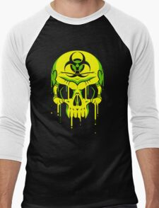 Toxic Melt Men's Baseball ¾ T-Shirt