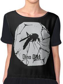 Dino DNA Mosquito Chiffon Top
